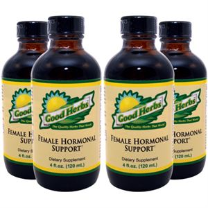 Picture of Female Hormonal Support (4oz) - 4 Pack